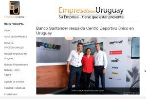 Empresas del Uruguay